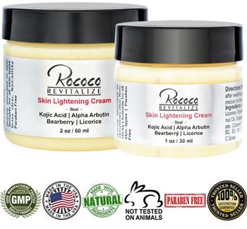 creams to lighten dark underarms