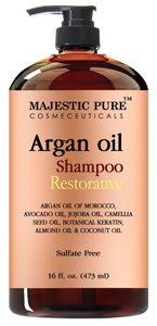 best moroccan argan oil shampoo