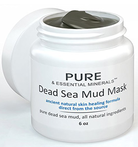 dead sea mud face mask
