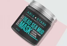 best dead sea mud face mask