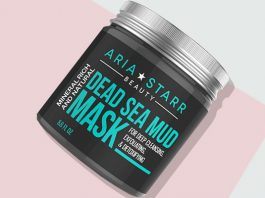 best dead sea mud face mask