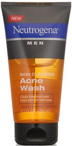 Best Acne Face Wash for Men