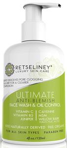 best face wash for men for pimples