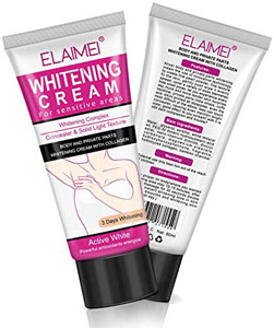 best whitening cream for bikini line