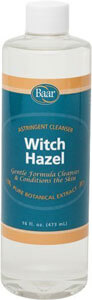 Best witch hazel face wash