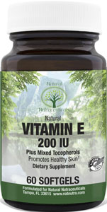 best vitamin E capsules for face