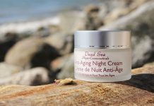 best anti aging night cream for aging spots