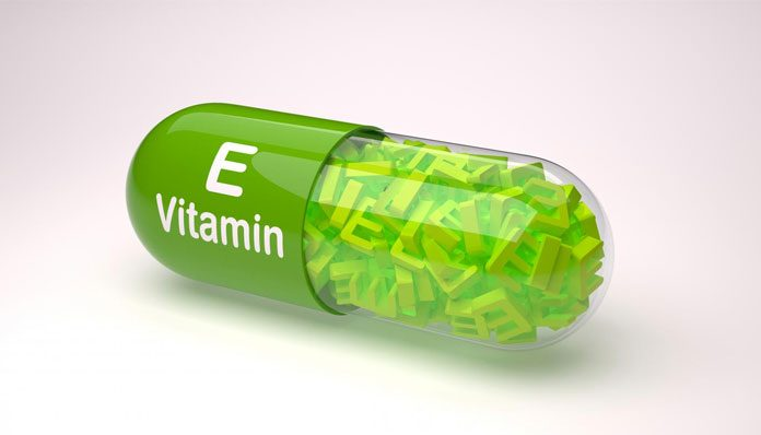 best vitamin E capsule for face, skin and hair