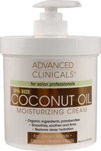 coconut oil moisturizer for face