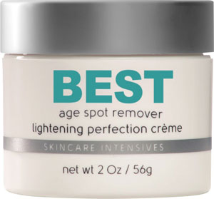 best cream for spots on face