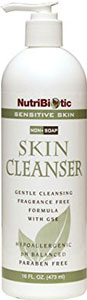 soap free cleanser for face