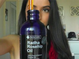 best organic rosehip oil for face and skin