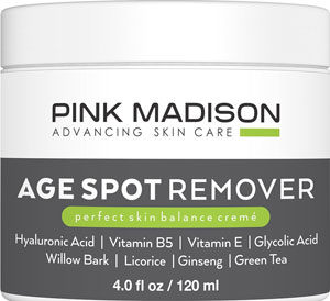 best over the counter cream for dark spots on face
