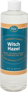 Witch hazel is a natural astringent produces from the leaf and bark of willow tree. This tree is mainly found in the North America and Some part of Asia. Witch hazel extract is naturally used as a skin care astringent since long ago. Now it is used in various commercial skincare and healthcare products for the betterment of the skin. Anyway, today I will give you a list of some best witch hazel products in the market. It includes cream, serum, lotion, astringent, hydrosol, aftershave, etc. By using these you will get an almost complete skin care. I chose different types of product to meet your variety skin care needs. And all are sourced from different brands to make a high quality product list. They are now ready for your evaluation and use. Let's see. 1.. Thayers Alcohol-free Unscented Witch Hazel Toner This skin toner is made from the certified organic witch hazel and aloe vera. Thayers Alcohol-free Unscented Witch Hazel Toner cleanses skin for a glowing look. It also soothes and tones your skin. This skin toner is alcohol free. It is naturally preserved and hypoallergenic. This toner is fragrance free and paraben free. It tightens skin for a healthier appearance. It doesn't leave your skin dry. This toner hydrates your skin for a healthier appearance. Buy it from amazon.com 2. Fuller Brush Witch Hazel Lotion It is a nice lotion contains natural witch hazel. It greatly moisturizes and heals dry cracked hands. Fuller Brush Witch Hazel Lotion softens your skin and provides natural comfort. Its handy dispensing pump helps you to easy use. It provides a soothing sensation to your skin. This lotion is highly effective to sunburn. This lotion also works great on combination skin. It penetrates into the skin with an ease. It is lightweight and provides a long lasting scent. Buy it from amazon.com 3. Bar Witch Hazel Astringent Cleanser This cleaser comes with gentle formula to cleanse and conditons the skin. Bar Witch Hazel Astringent Cleanser contains pure botanical extract for skin safety. It locks the moisture inside the skin for a healthier glow. This cleanser also tones your skin. This cleanser is perfect for all hair types. It removes excess oil, soap film, make-up, dirt, pollutants by leaving your skin feel fresh, healthy, and smooth. This cleanser is only for external use. Avoid eye contact while application. Buy it from amazon.com 4. Witch Gentle Exfoliating Face Wash This exfoliating face wash comes with witch hazel and willow bark extract. Its natural micro-granules deeply cleanses pores. It leaves your skin clear and smooth with fresh feeling. Witch Gentle Exfoliating Face Wash is oil free. It fights dirt and oils while clarifying your skin. For the safety of your skin, it is dermatologist tested. It also keeps your skin safe from irritaton with a nice soothing sensation. This face wash tones your skin well for a balanced one. Buy it from amazon.com 5. Grandpa's Witch Hazel Bar Soap It is a great bar soap for complete bath. It serves the skincare world since 1878. This soap is soft and gentle. It gently tones and rejuvenates your skin. This soap contains pure organic ingredients with a hint of lavender. This soap leaves your skin fresh and smooth. You will get a complete cleansing without any trace of soap flim. This soap is free from artificial frangrance and colors. No phthalates, sulfates, parabens, edta, and glutens. Buy it from amazon.com 6. Pure Body Naturals Aftershave Splash The key ingredients of this aftershave is witch hazel, organic aloe, and white willow bark extract, and tea tree essential oil. Pure Body Naturals Aftershave Splash is 100% natural. It is a nice aftershave if your skin felt, dry, sour, and sensitive after a shave. It helps to soothe, moisturizes, and heals your skin. This after shave is free from harmful chemicals and synthetic additives. It comes with a soft lovely natural scent for your fresh feeling. Buy it from amazon.com 7. Merbliss Wedding Mi-Ssence Witch Hazel Water Moisturizing Essence This moisturizing essence is made with 85% witch hazel and other nutricious ingredients. It works ot replenishes moisture of the skin. Merbliss Wedding Mi-Ssence Witch Hazel Water Moisturizing Essence provides a soohting sensation to your skin. Besides skin benefits, it freshens your makeup on contact. You can use it as frequent as you feel dry skin. You can use it daily to moisturize your skin. Spray it gently on your face and get the moisturizing effect. Buy it from amazon.com 8. AHAVA Dead Sea Essentials Witch Hazel Hand Cream It is a witch hazel hand cream with mineral and botanicals. This hand cream contains the pure natural skin toning properties of witch hazel. AHAVA Dead Sea Essentials Witch Hazel Hand Cream works to comfort dry or cracked hands. Its dead sea minerals helps to restore essential moisture. This hand cream is nice and effective and leaves your skn soft and supple. It is fully free form parabens and phthalate. Use it daily to keep your hand soft. Buy it from amazon.com 9. NIVEA Men Sensitive Protective Lotion This lotion is specially made for men's skin. You can also use it as a sunscreen. It comes with board spectrum SPF 15 to protect your skin from sun damage. IT moisturizes intensively and soothes your skin. NIVEA Men Sensitive Protective Lotion improves skin conditons over time. The core elements of this lotion are vitamin E, chamomile, and witch hazel extracts. It cares and protect your skin for a healthier appearance. This lotion is dermatologist tested for men's sensitive skin. Buy it from amazon.com 10. RESURRECTIONbeauty Witch Hazel Hydrosol Water This hydrosol is a real with hazel distillate. It comes with Leucidal. You can use this hydrosol and a facial toner and serum. RESURRECTIONbeauty Witch Hazel Hydrosol Water balances your skin's pH. This is great to reduce redness and puffiness. It also works to remove excess oils from your skin. It shirnks pores for a finer look. It removes blackheads and reduces blemishes which results from the sebum build-up in pores. It can be used as base in clay mask, serum, and lotion. Buy it from amazon.com These are the best and variety types of witch hazel products that can take maximum care to your skin. You are great and safe to use. Besides using these product, do exercise, maintain a healthy lifestyle, eat healthy food, drink enough water, and sleep well for a healthier skin.