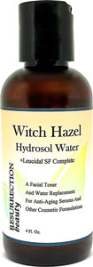 best witch hazel product for skin care
