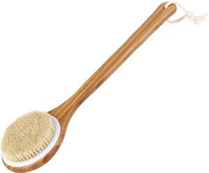 exfoliating back scrubber