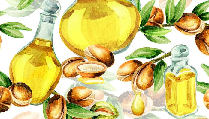 best argan oil for face, skin and hair care