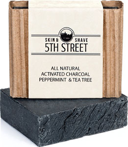 best natural bar soap for men