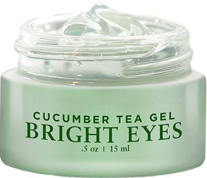BASQNYC Cucumber Tea Eye Gel Cream