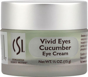 best cucumber eye cream