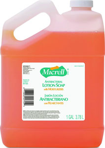 best antibacterial liquid body soap