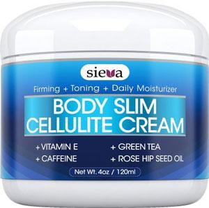 Best cellulite cream with caffeine and retinol