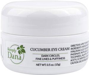 Simply Dana Cucumber Eye Cream