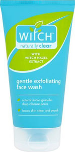 best witch hazel exfoliating face wash