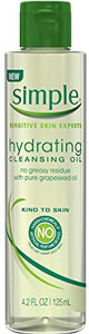 best cleansing oil to remove makeup