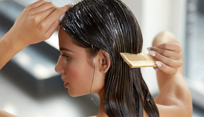 best homemade hair mask with natural ingredients
