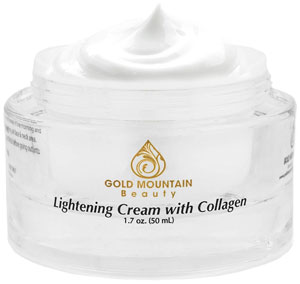 Gold Mountain Face Lightening Cream